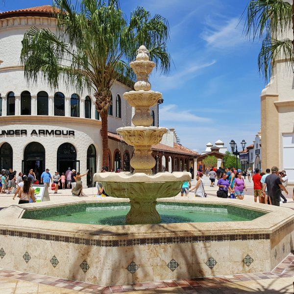 Disney Springs Fountain
