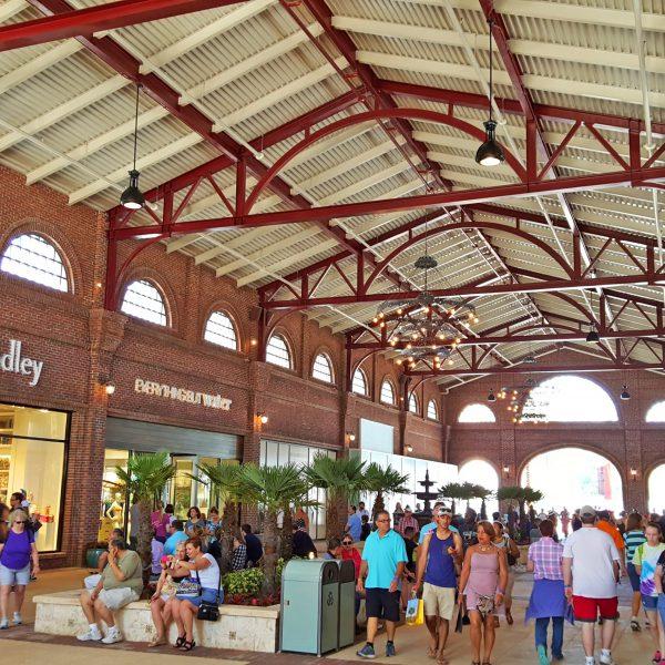 Disney Springs Market Hall