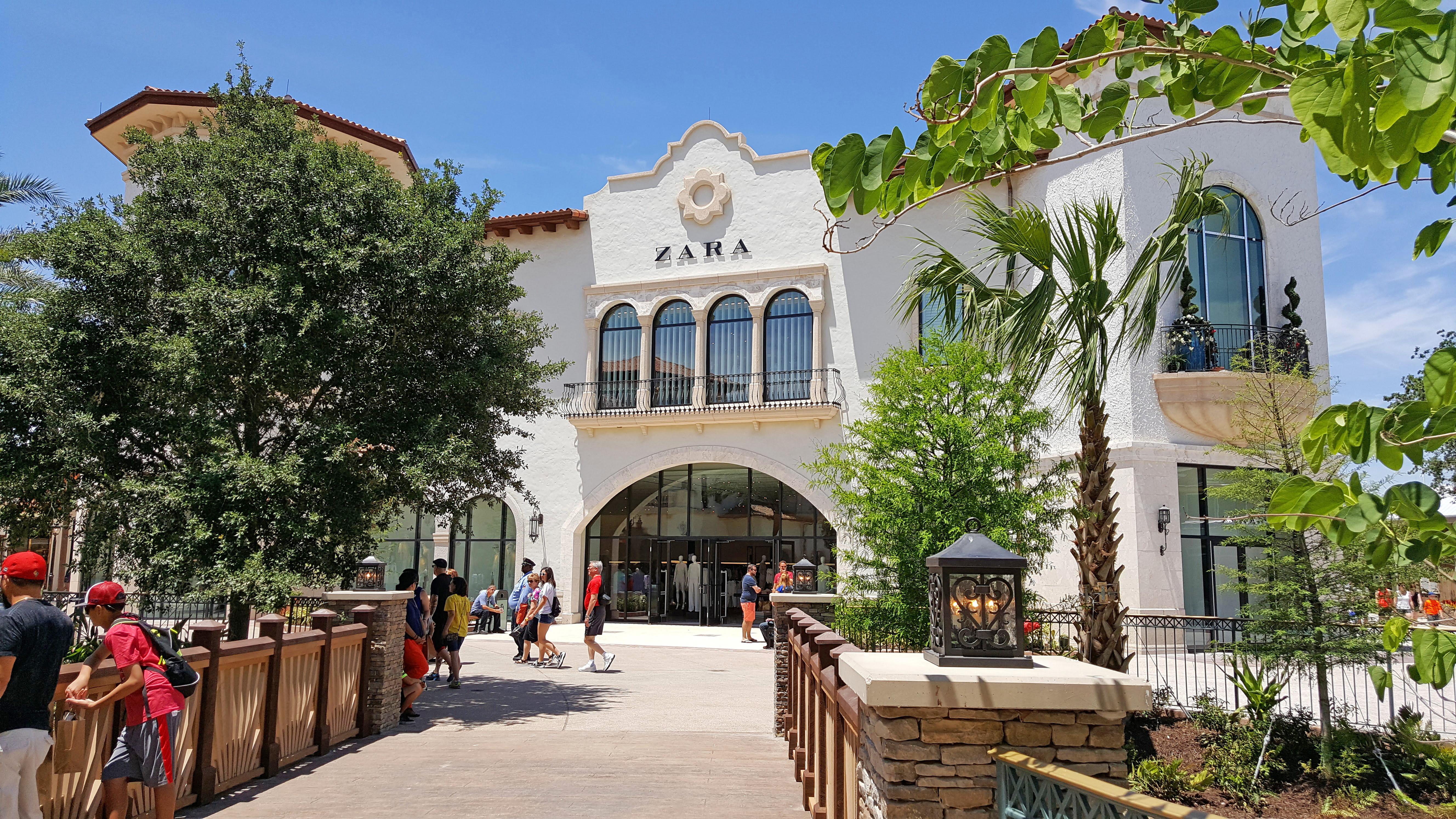 ZARA Disney Springs