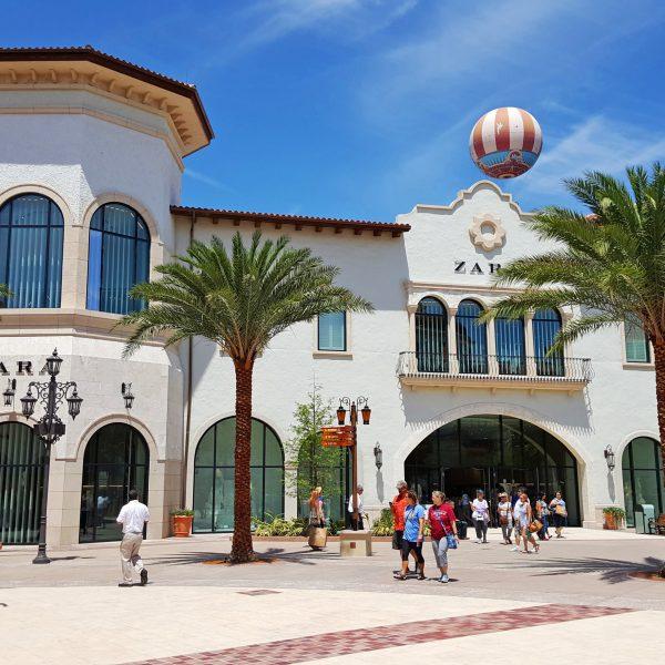 Disney Springs Zara