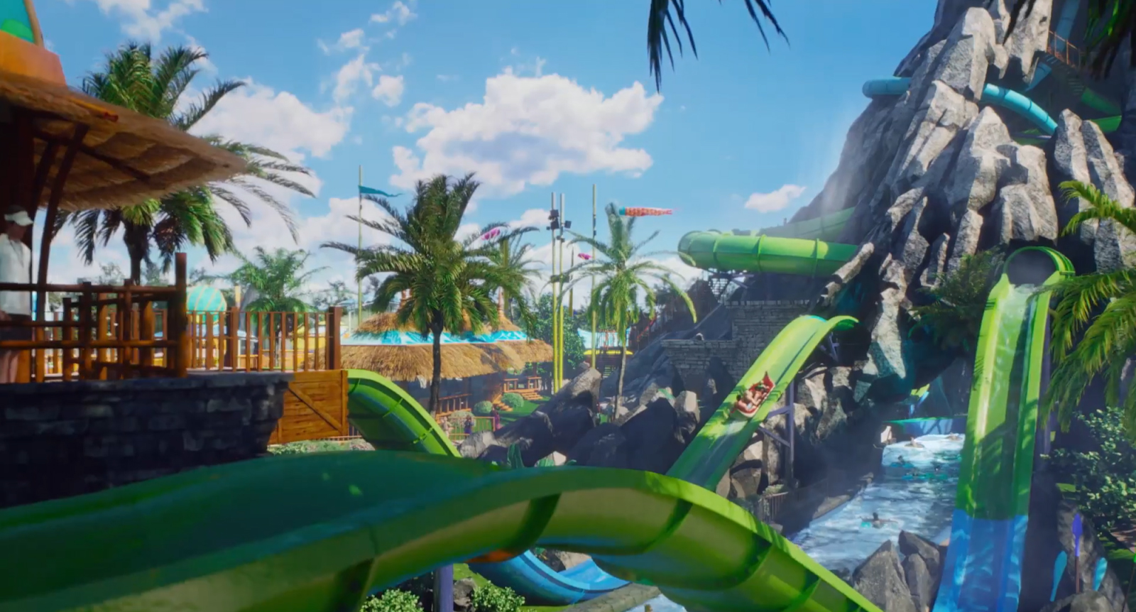 Volcano Bay Universal S New Water Park Casiola