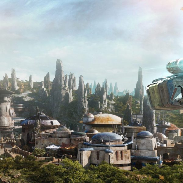 Star Wars in Orlando - coming 2019