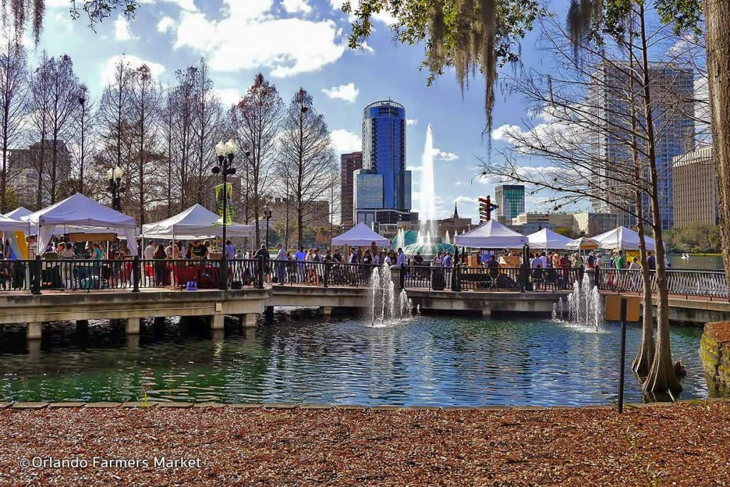Orlando Farmers Market 1