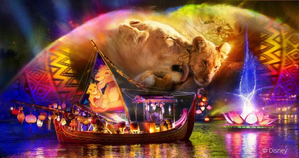 Disney's Animal Kingdom's Rivers of Light