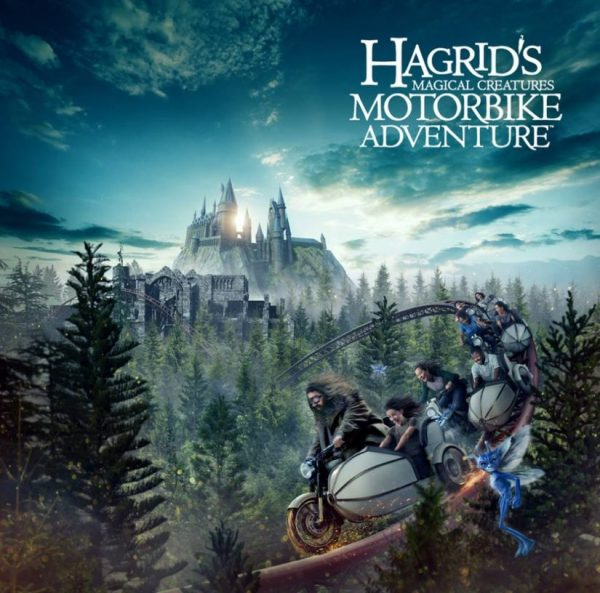 Get Ready for More Magical Adventures on Hagrid's Magical Creatures Motorbike Adventure