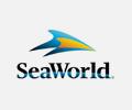 logo seaworld grey