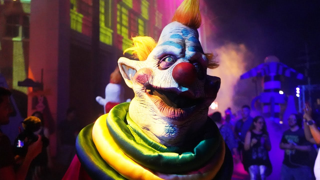 Universal Studios\u0027 Halloween Horror Nights So Fun, It\u0027s