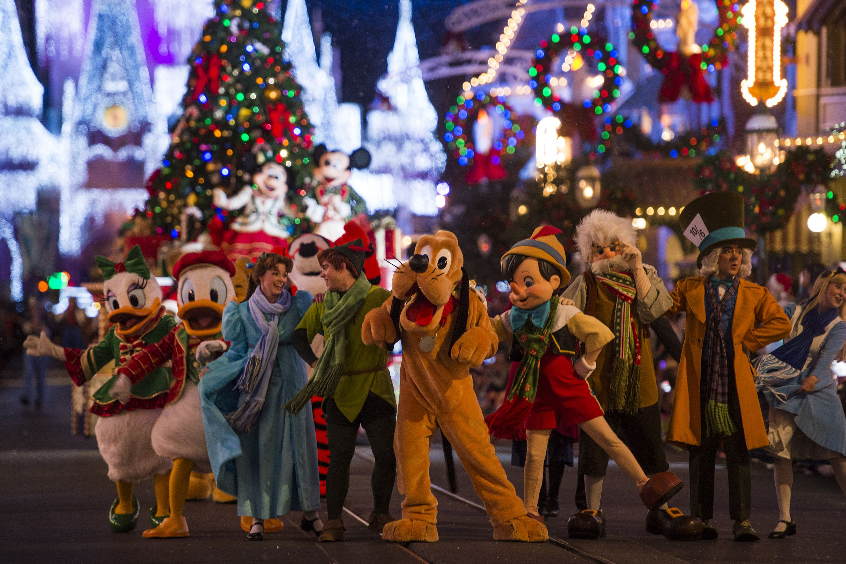 Get More Out Of Your Visit With A Mid Day Magic Ticket From Walt Disney World Casiola