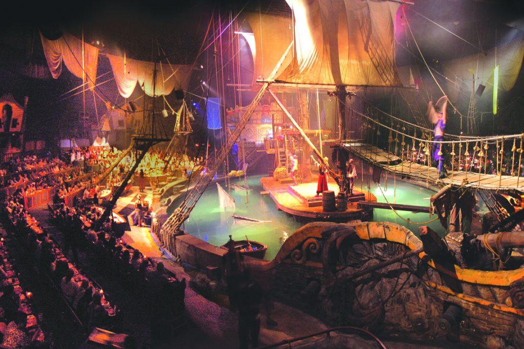 pirates dinner adventure 1562