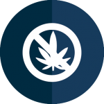 drug free icon