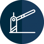 gated access icon