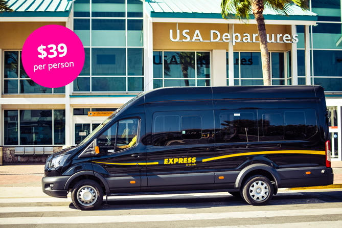 Aruba Airport Transfer Expert Trip Shared Transfer