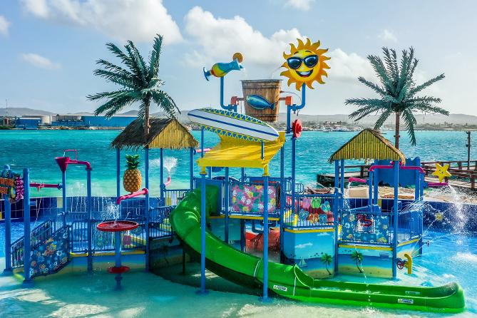 De Palm Island Kids Water Park
