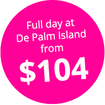 De Palm Island - From $104