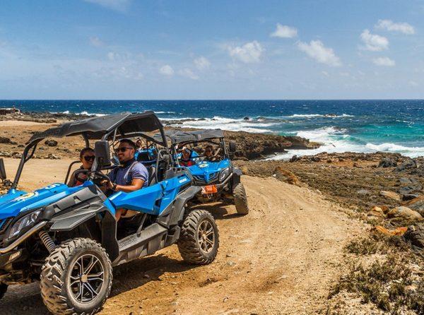 Half Day UTV Off Road Adventure with Snorkel and Flamingo Encounter 2