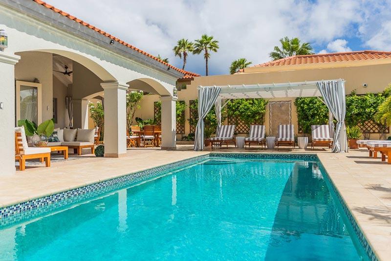 Palm Hills Villa Airbnb - Casiola Aruba