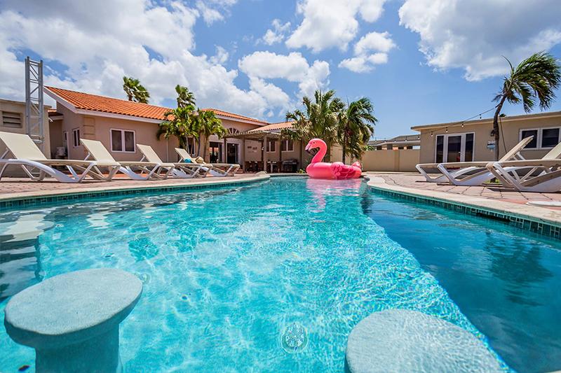 Vila Bubali Escape Airbnb Casiola Aruba