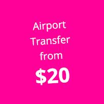 aruba airport transfer bullet