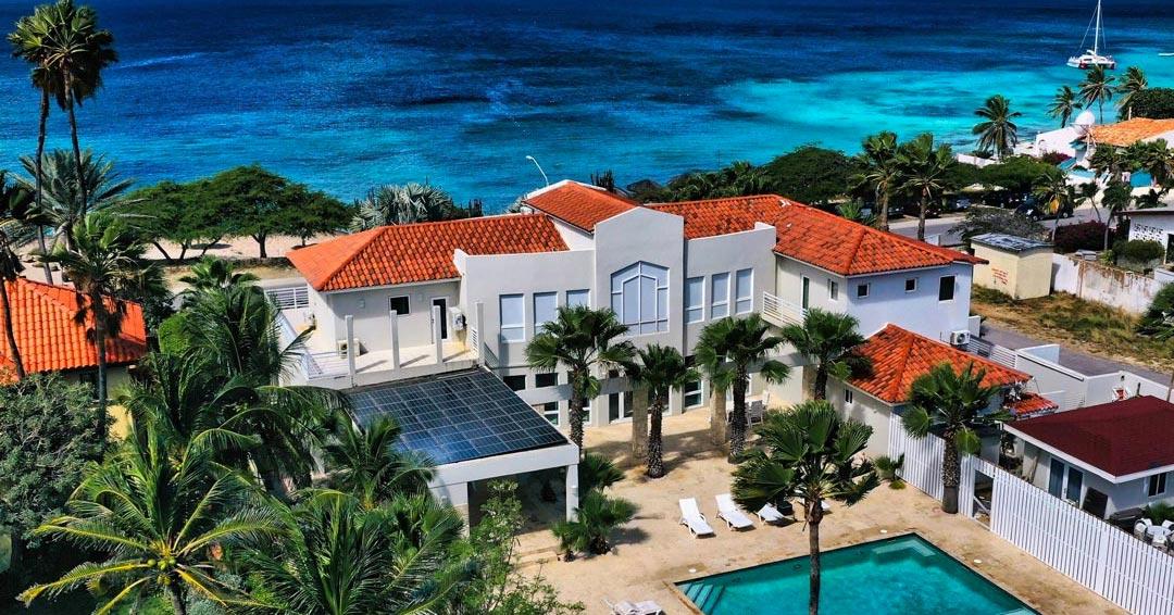 Beachfront villa - Casiola Aruba