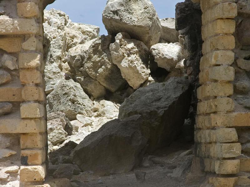 5. Bushiribana Gold Mill Ruins